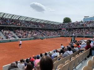 Roland Garros French Open Simonne-Mathieu