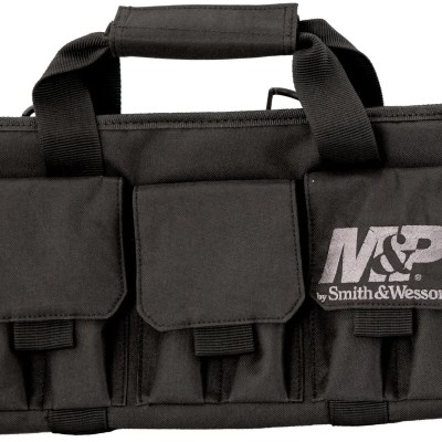 Mochila de transporte de armas Smith and Wesson (1 arma)