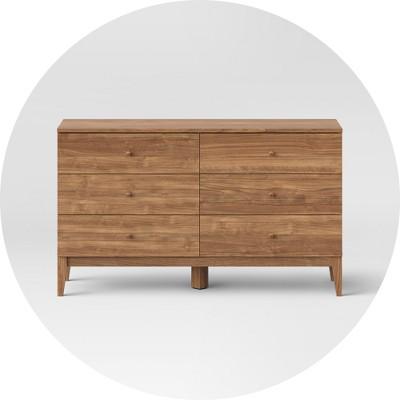 espresso dressers chests target
