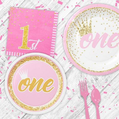 Royal Princess 1st Birthday Party Collection Target