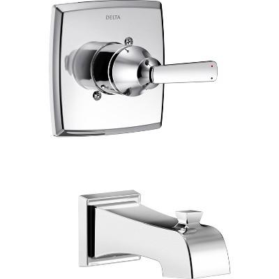 delta faucet t14164 ashlyn tub only trim package