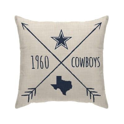 dallas cowboy throw pillows target