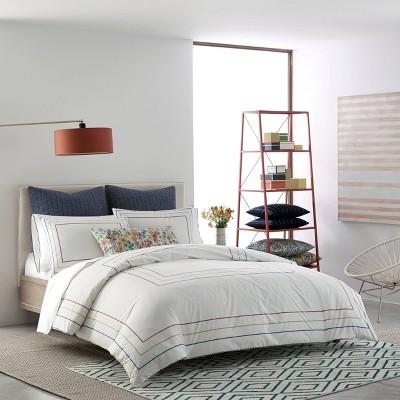 denim blue pillow shams target