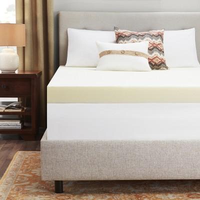 twin 4 memory foam mattress topper sleep studio