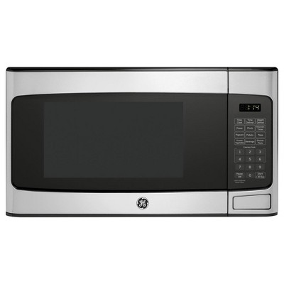 ge 1 1 cu ft countertop stainless steel microwave oven manufacturer refurbished