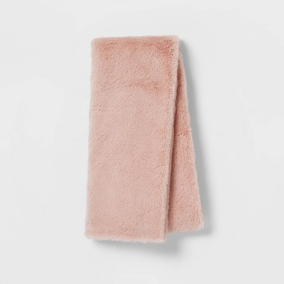 plush body pillow cover pink room essentials
