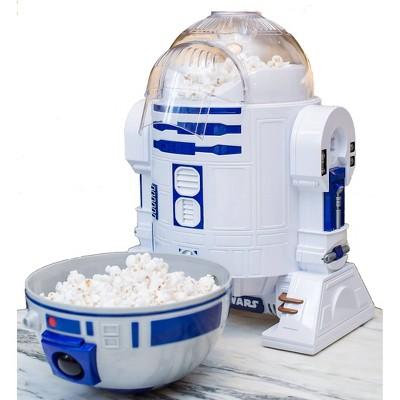 uncanny brands star wars r2d2 popcorn maker