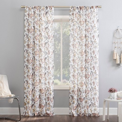 alton print curtain target