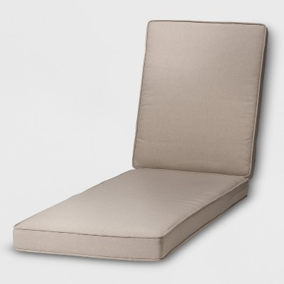 rolston outdoor chaise lounge replacement cushion beige haven way