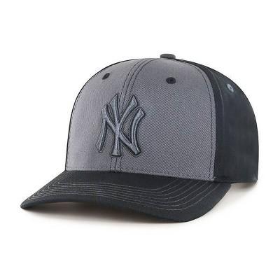 Mlb New York Yankees Men S Blackball Captain Hat Target