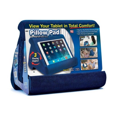 as seen on tv pillow pad blue
