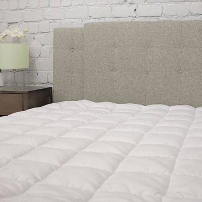 eluxury pillowtop mattress pad california king