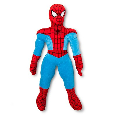 marvel spider man 11 x25 novelty pillow