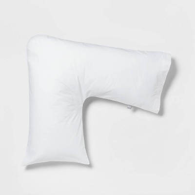boomerang pregnancy body pillow white made by design