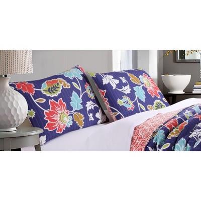 https www target com s denim blue pillow shams