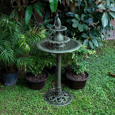 small patio fountains target