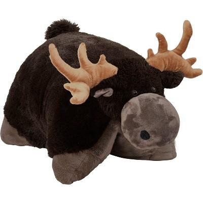 wild moose plush pillow pets