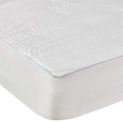 tempur pedic queen cool luxury mattress protector