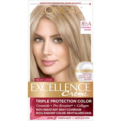 LOreal Paris Excellence Triple Protection Permanent Hair