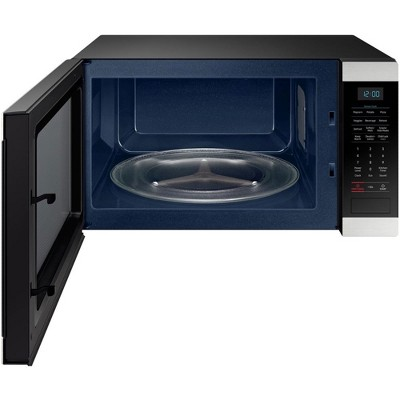 white samsung countertop microwave target
