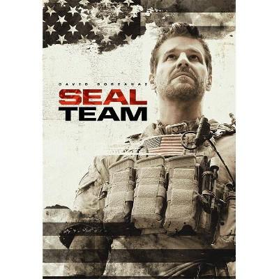 Seal Team Season Three Dvd 2020 Target