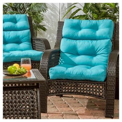 teal patio cushions target