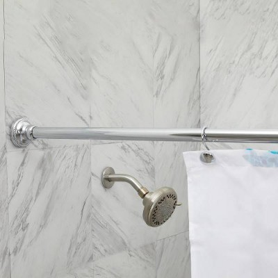 shower curtain tension rods target