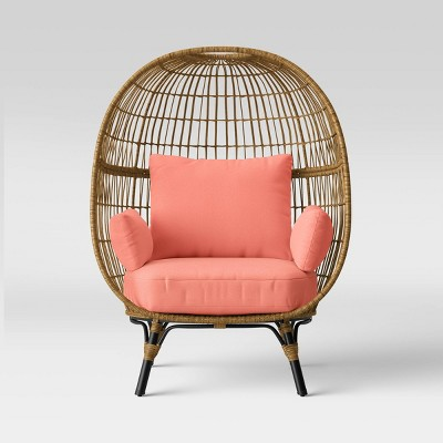 southport patio egg chair coral opalhouse