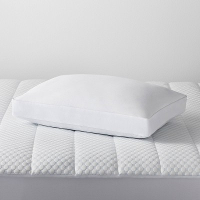 standard overfilled bed pillow made by design