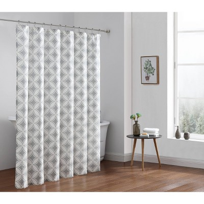 paisley fabric shower curtain target