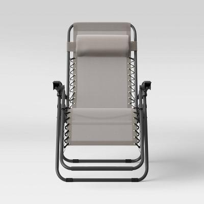zero gravity lounger gray room essentials