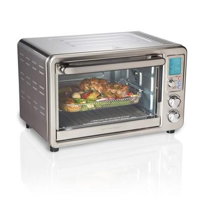 hamilton beach digital sure crisp air fry toaster oven