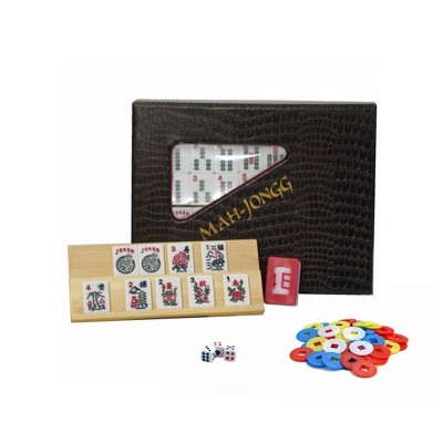 we games travel american style mahjong tile game