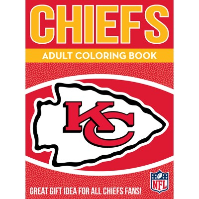 Mlb Kansas City Chiefs In The Sports Zone Adult Coloring Book Target