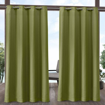 hunter green curtain panels target