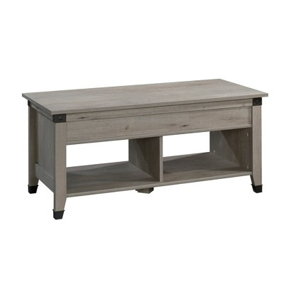 carson forge lift top coffee table sauder
