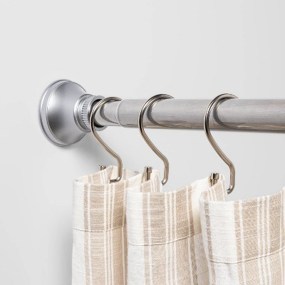 shower curtain rods shower curtains