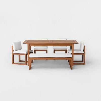 kaufmann 6pc patio dining set project 62