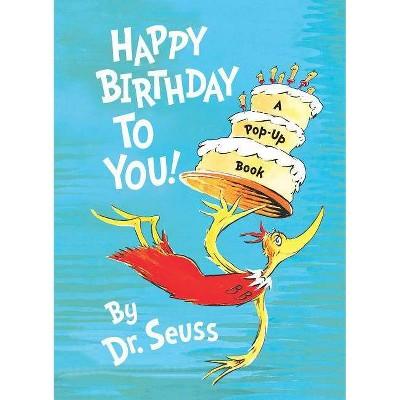 Happy Birthday To You Mini Pops Hardcover Target