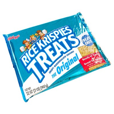 Rice Krispies Treats Sheet 32oz Target