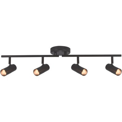 battery operated track lighting target