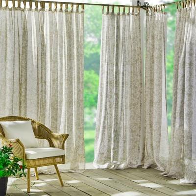 indoor patio curtains target