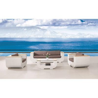 capri 4pc patio set with table infinity