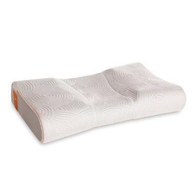tempur pedic standard tempur ergo advanced neck relief contour bed pillow tempur pedic