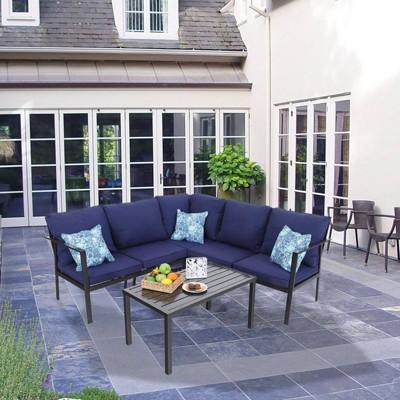 l shaped patio furniture target