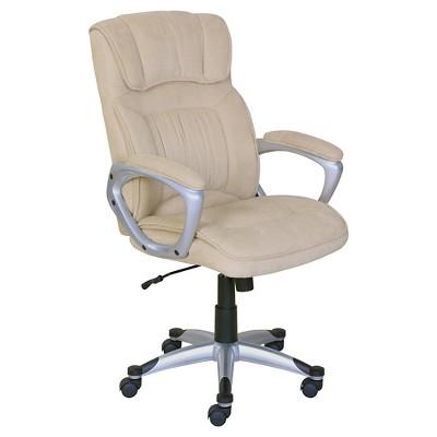 Serta Fabric Executive Chair Target