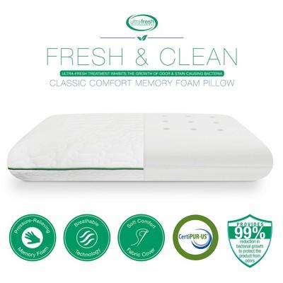 contour memory foam pillow target