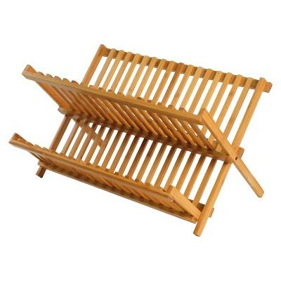 bamboo dish drying rack threshold
