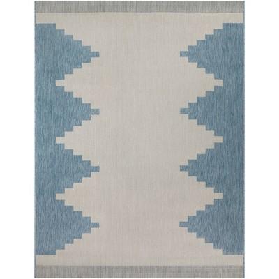 5 x7 mod desert outdoor rug blue project 62