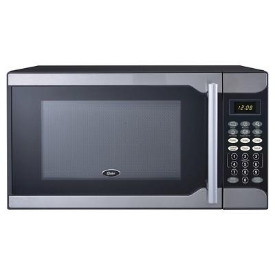 oster 1 3 cu ft 1100 watt microwave